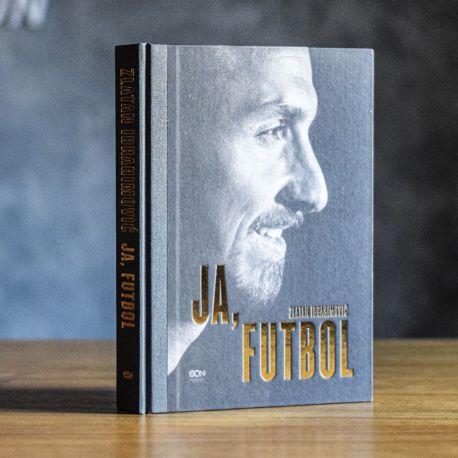 Okładka książki Ja, Futbol w księgarni sportowej Labotiga