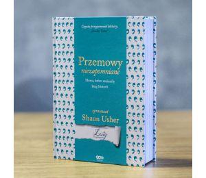 Okładka książki Przemowy niezapomniane. Słowa, które zmieniły bieg historii w księgarni Labotiga