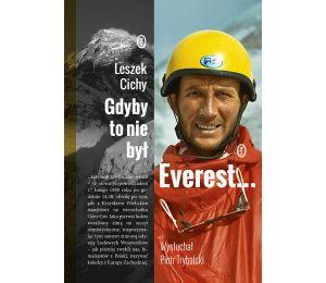 Okładka książki Gdyby to nie był Everest w księgarni sportowej Labotiga