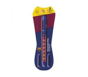 Zdjęcie produktu Pióro wieczne FC Barcelona + naboje w księgarni sportowej Labotiga