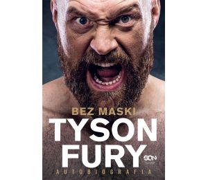 Okładka książki Tyson Fury. Bez maski w księgarni sportowej Labotiga
