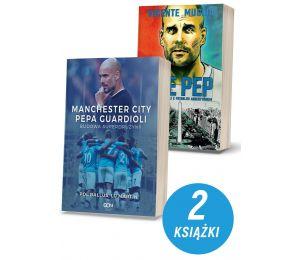 Zdjęcie pakietu Manchester City Pepa Guardioli + Che Pep - związki Guardioli z futbolem argentyńskim w księgarni sportowej Labo