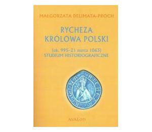 Rycheza Królowa Polski BR
