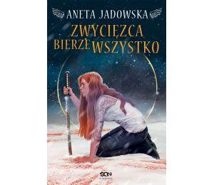 Okładka książki Zwycięzca bierze wszystko w księgarni Labotiga