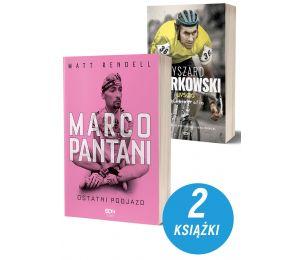 Pakiet: Marco Pantani. Ostatni podjazd + Ryszard Szurkowski. Wyścig. Autobiografia