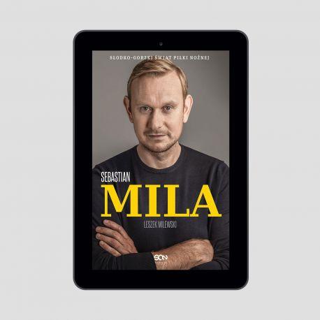 Okładka książki Sebastian Mila w księgarni sportowej Labotiga