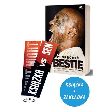 Zdjęcie pakietu Mike'a Tysona w księgarni Labotiga