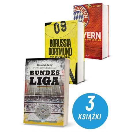 Zdjęcie pakietu: Borussia Dortmund. Siła Żółtej Ściany + Bayern + Bundesliga w księgarni Labotiga