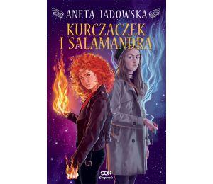 Okładka książki Kurczaczek i Salamandra w księgarni Labotiga