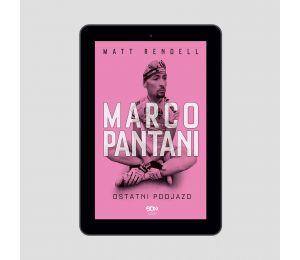 Okładka książki Marco Pantani. Ostatni podjazd w księgarni Labotiga