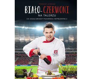 Książka sportowa Biało-czerwoni na talerzu na labotiga.pl