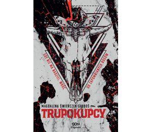 Okładka książki Trupokupcy w księgarni Labotiga