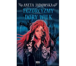 Okładka książki Egzorcyzmy Dory Wilk w księgarni Labotiga