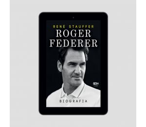 Okładka e-booka Roger Federer. Biografia w księgarni sportowej labotiga
