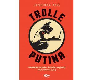 Okładka książki Trolle Putina w księgarni Labotiga