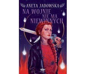 Zdjęcie okładki Na wojnie nie ma niewinnych w księgarni Labotiga