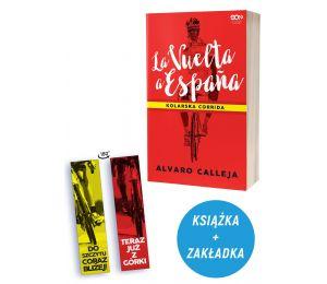 La Vuelta a Espana. Kolarska corrida (zakładka gratis)