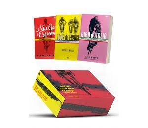 Pakiet w opakowaniu: La Vuelta a Espana + Giro d'Italia + Tour de France