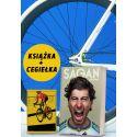 Peter Sagan. Mój świat + cegiełka wsparcie kolarek za 5zł + zakładka