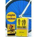 Pakiet: Tour de France + cegiełka wsparcie kolarek za 5zł + zakładka