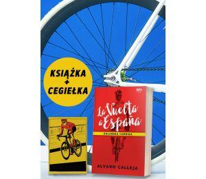 La Vuelta a Espana + cegiełka wsparcie kolarek za 5zł + zakładka