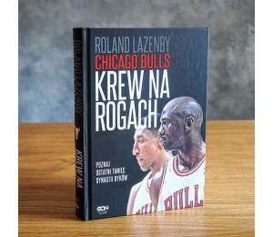Zdjęcie pakietu: Chicago Bulls. Krew na rogach + plakat Krew na rogach w księgarni Labotiga