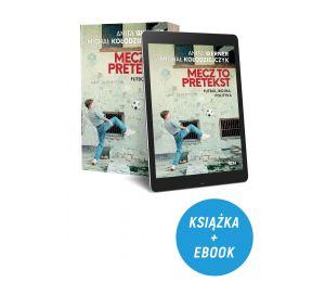 Pakiet: Mecz to pretekst. Futbol, wojna, polityka (książka + e-book) w księgarni sportowej Labotiga