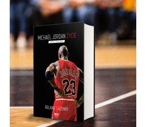 Zdjęcie okładki Michael Jordan. Życie (Wydanie III) w księgarni sportowej Labotiga