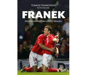 Zdjęcie okładki Franek. Prawdziwa historia Łowcy bramek w księgarni sportowej Labotiga