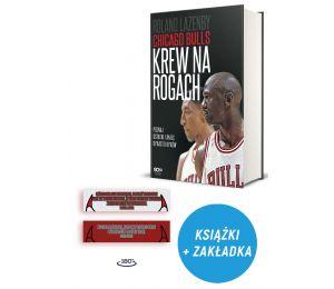 Zdjęcie pakietu: Chicago Bulls. Krew na rogach + zakładka