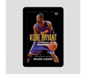 Zdjęcie okładki e-booka Kobe Bryant. Showman. Wydanie II w księgarni Labotiga