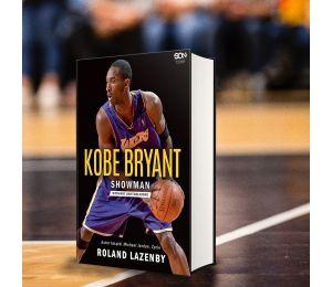 Zdjęcie okładki Kobe Bryant. Showman w księgarni Labotiga