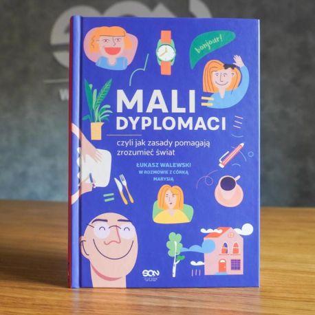 Zdjęcie okładki Mali dyplomaci, czyli jak zasady pomagają zrozumieć świat w księgarni Labotiga