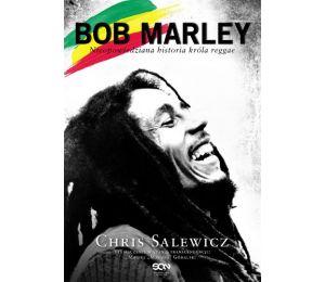 Bob Marley. Nieopowiedziana historia króla reggae. Edycja limitowana +CD