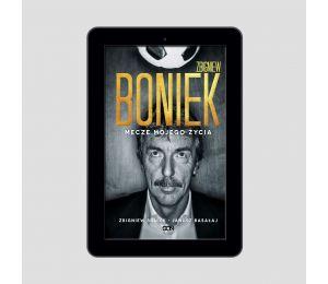 Okładka e-booka Zbigniew Boniek. Mecze mojego życia w księgarni sportowej Labotiga
