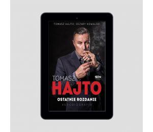 Okładka e-booka Tomasz Hajto. Ostatnie rozdanie. Autobiografia w księgarni sportowej Labotiga