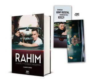 (Wysyłka ok. 29.10.) SQN Originals: Rahim. Ludzie z tylnego siedzenia ( zakładka gratis)