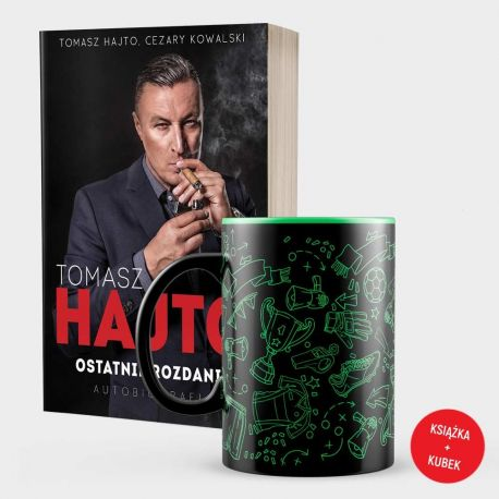 Zdjęcie okładki Tomasz Hajto. Ostatnie rozdanie. Autobiografia w księgarni Labotiga