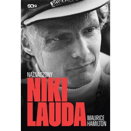 Zdjęcie okładki Niki Lauda. Naznaczony w księgarni sportowej Labotiga