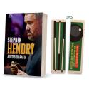 (Wysyłka ok. 27.11.) SQN Originals: Stephen Hendry. Autobiografia (zakładka gratis)