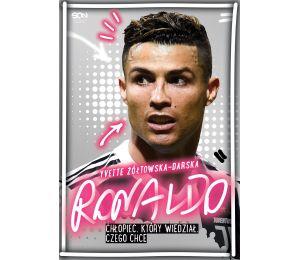 Zdjęcie okładki Ronaldo. Chłopiec, który wiedział, czego chce w księgarni Labotiga