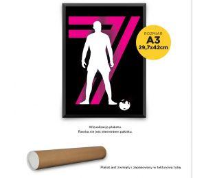 Plakat do książki Ronaldo. Chłopiec, który wiedział, czego chce