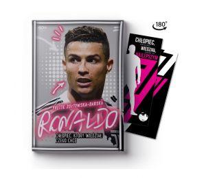 Ronaldo. Chłopiec, który wiedział, czego chce (zakładka gratis)