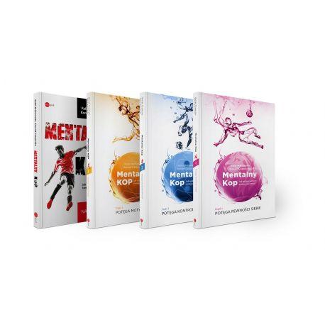 Zdjęcie pakietu Mentalny KOP: Potęga Nastawienia + Potęga motywacji + Potęga Kontroli Emocji w księgarni Labotiga