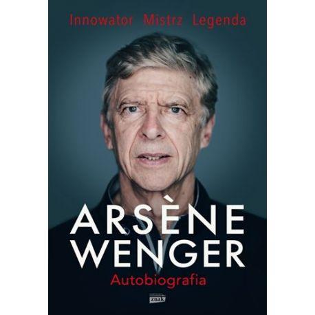 Książka sportowa Arsene Wenger – autobiografia na labotiga.pl