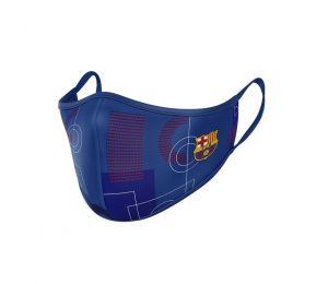 Maseczka FC Barcelona oficjalna licencja labotiga