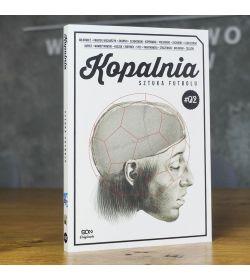 Zdjęcie okładki SQN Originals: Kopalnia. Sztuka futbolu 2 w księgarni Labotiga.pl