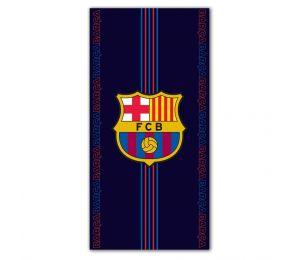 Ręcznik FC Barcelona (70x140) welurowy FCB192024-R