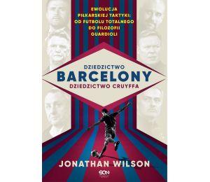 Okładka książki Dziedzictwo Barcelony, dziedzictwo Cruyffa w księgarni sportowej Labotiga
