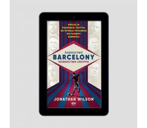 Okładka e-booka Dziedzictwo Barcelony, dziedzictwo Cruyffa w księgarni sportowej Labotiga